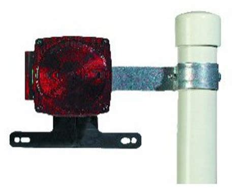 Led Boat Trailer Pole Lights by Ce Smith Light Mounting Brackets For Post Style Boat