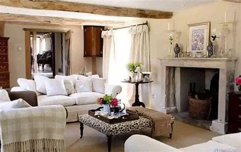 English Country Living Room : English Country Living Room New Pictures