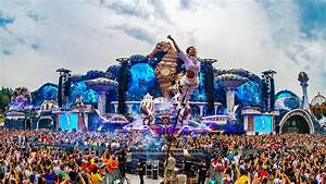 Check Out Tomorrowland 2018's Epic New Stages