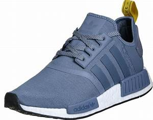 Adidas NMD R1 Shoes Blue