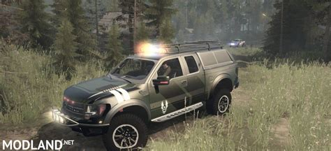 ford up raptor ford raptor f150 up v1 0 spintires mudrunner
