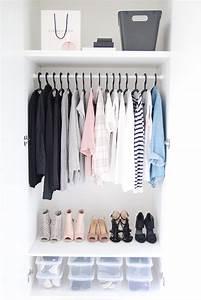 Kleiderschrank Sortieren Tipps : ordnung im kleiderschrank 5 tipps f r mehr ordnung design dots ~ Markanthonyermac.com Haus und Dekorationen