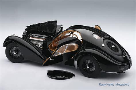 18 1938 Bugatti 57sc Atlantic Diecast Model