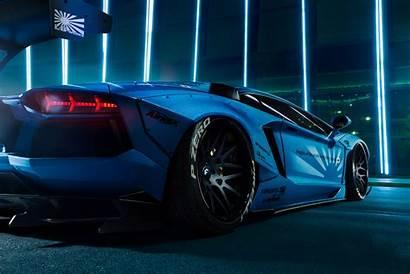 Liberty Walk Aventador Lamborghini Lb Performance Bodykit