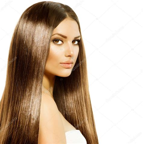 How To Get Shiny Brown Hair by With Healthy And Shiny Smooth Brown Hair