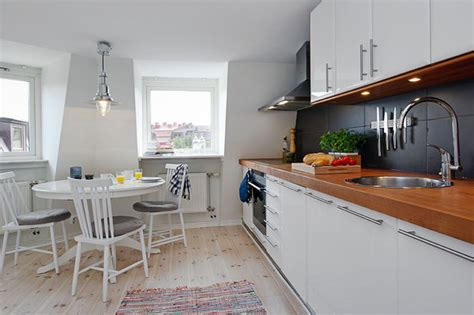 cuisine nordique decoration cuisine nordique