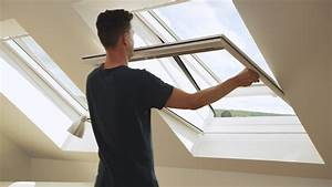 Insektenrollo Für Dachfenster : insektenschutz f r das dachfenster f r unbeschwertes l ften ~ Watch28wear.com Haus und Dekorationen