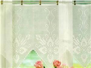 Rideau Brise Vue : rideau au crochet brise vue pr cieux par missfroufrou ~ Teatrodelosmanantiales.com Idées de Décoration
