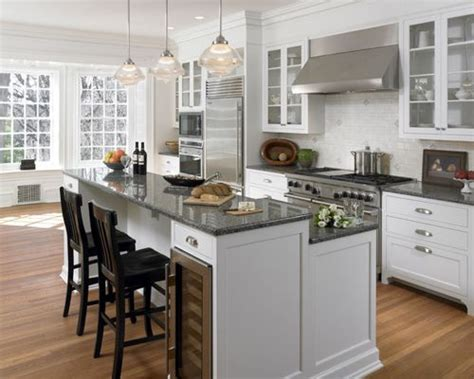 two level kitchen island bi level island ideas pictures remodel and decor 6428