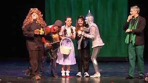 The Wizard of Oz Play by Pitman High School - YouTube
