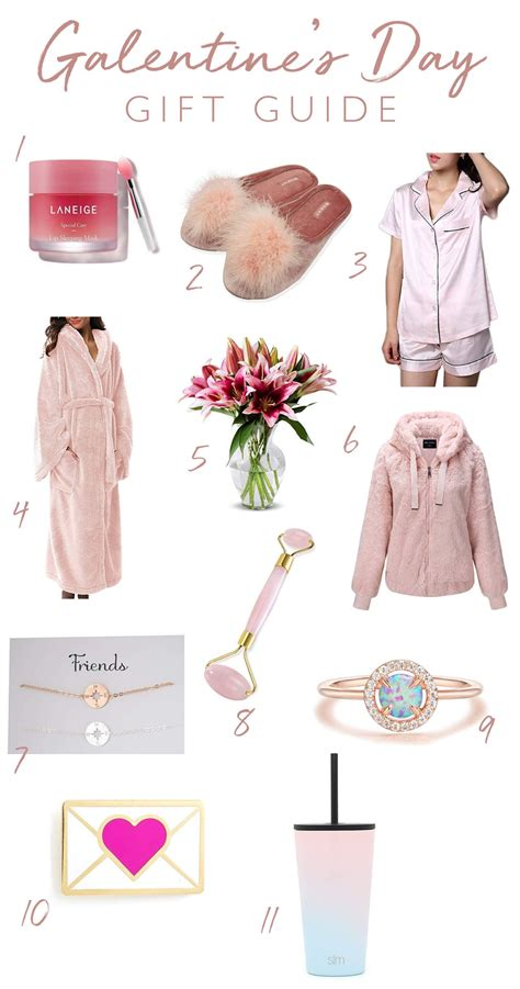 Galentine's Day Gift Guide what to get your Galentines ...
