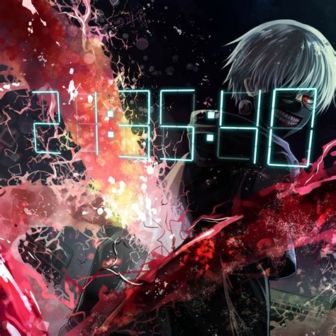 wallpaper hd screensaver wallpaper engine tokyo ghoul