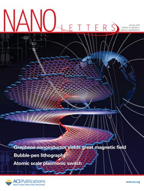 Nano Letters Cover Letter by Nano Letters Cover Letter Ghostwriternickelodeon Web Fc2