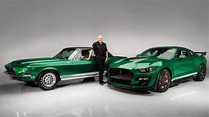 First 2020 Ford Mustang Shelby GT500 Rolls Out Of The Production Line | Car Pics
