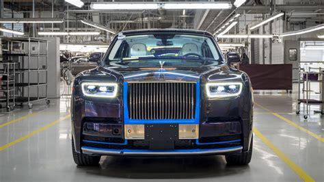 Modifikasi Rolls Royce Phantom by Unit Pertama Rolls Royce Phantom Terbaru Akan Dilelang