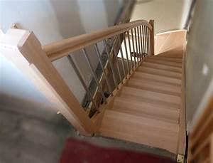 Escalier Double Quart Tournant Pas Cher : nord nicolas dupriez escaliers bois ~ Premium-room.com Idées de Décoration