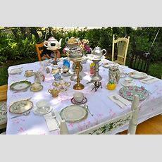 Ewe Hooo! A Delightful Doll Tea Party