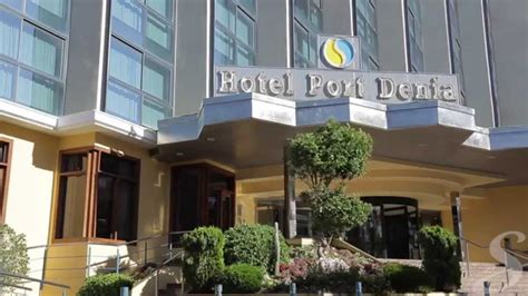 hotel port denia spain youtube