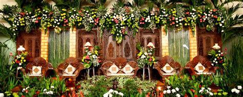 jasa dekorasi pernikahan pelaminan toko bunga
