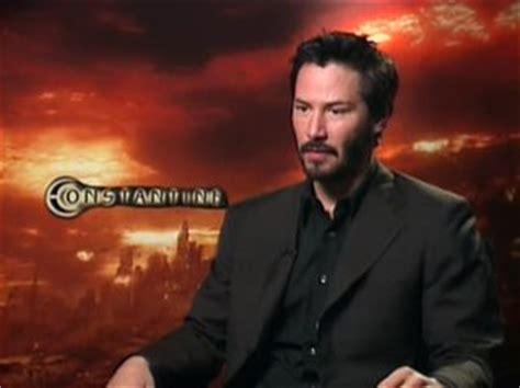 michael constantine interview keanu reeves constantine interview 2005 movie interview