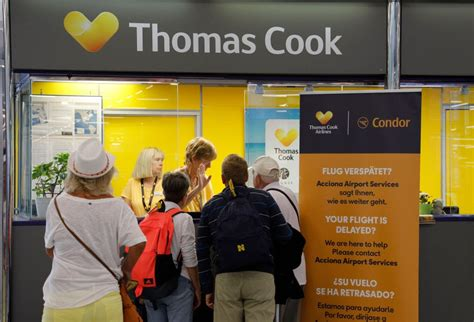 Thomas Cook: Government pledges to claw back millions paid ...