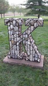 Steel Rebar Cage Filled With Rock Todd39s ART Pinterest