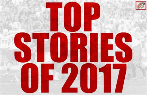 American Football International's Top Stories Of 2017