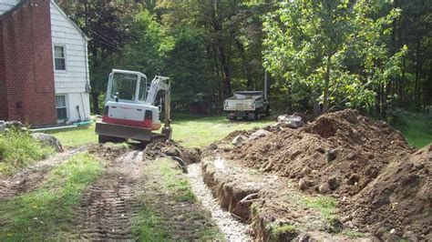 septic and drainage work westchester and putnam ny