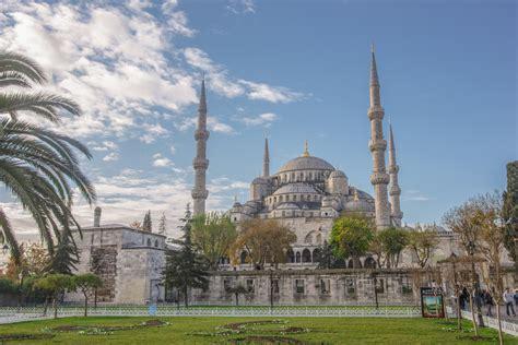 A história através das mesquitas na Turquia - Maior Viagem