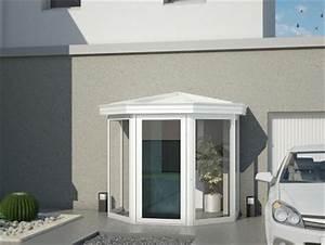 vivons dehors veranda en kit alu ou pvc et mobilier de With veranda pour porte d entrée
