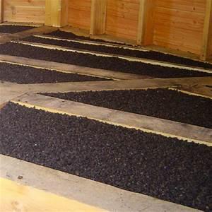 Liege Isolant Phonique : styrodur phonique isolation sous toiture garage ~ Voncanada.com Idées de Décoration