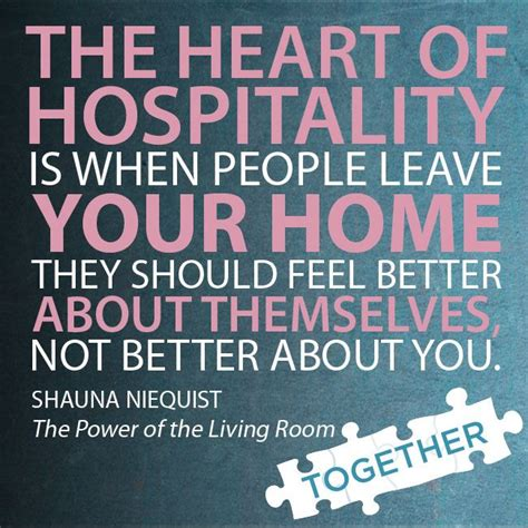 hospitality motivational quotes quotesgram