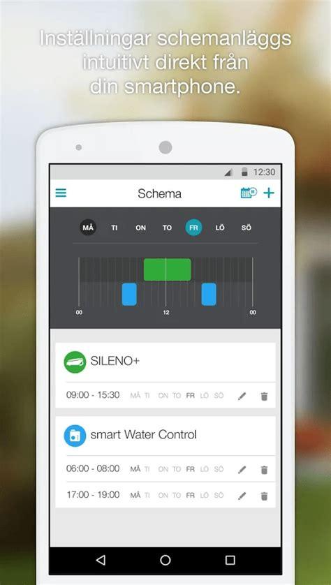 gardena smart app gardena smart system automatiserar tr 228 dg 229 rdssk 246 tseln robotnyheter