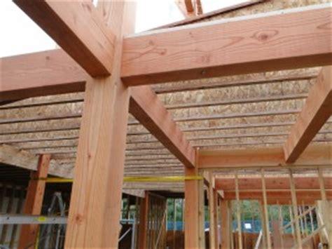 floor system tamlin homes timber frame home packages
