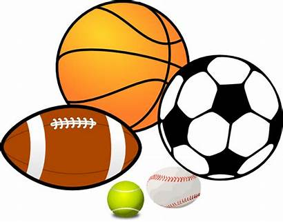 Sports Play Clip Clipart Cliparts Royalty Clker