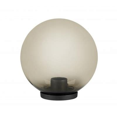 boule d eclairage exterieur luminaire boule diam 300 fum 233 e luminaire sur poteau eclairage ext 233 rieur eclairage