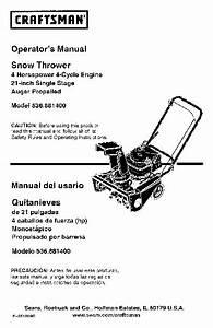 Sears Craftsman Garage Door Opener Manual 139 536