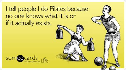 pilates funny pictures  jokes comics images