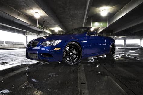 projekt bmw  devil   blue dress car tuning