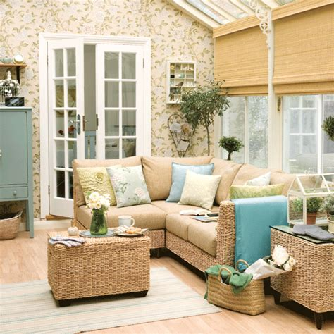 lounge conservatory ideas how to style your conservatory ideal home