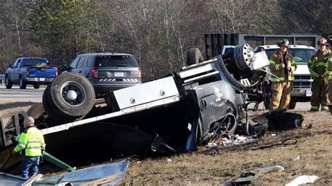 North Reading Man Killed In Plymouth Truck Crash On Route
