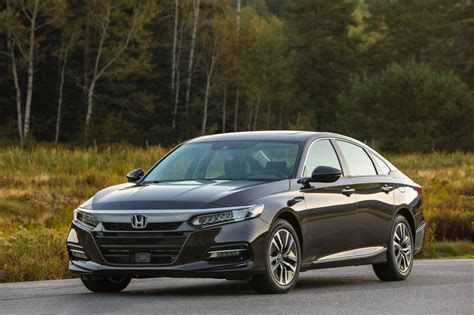2018 Honda Accord Priced At $24,445 Gets Up To 38 Mpg