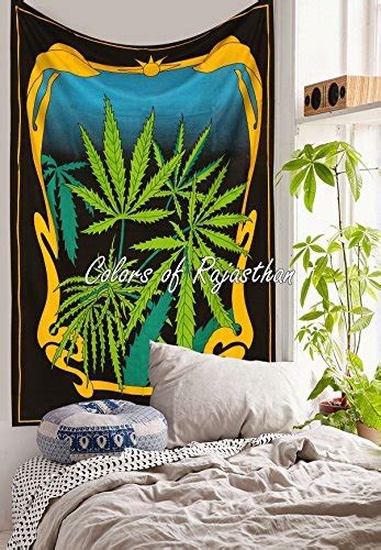 hypnotic cool  trendy marijuana decor hydro ac