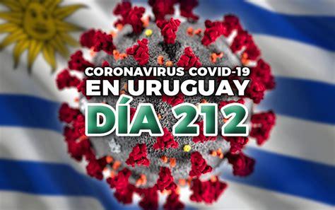 Con 27 nuevos casos de Covid-19 Uruguay quebró la barrera ...