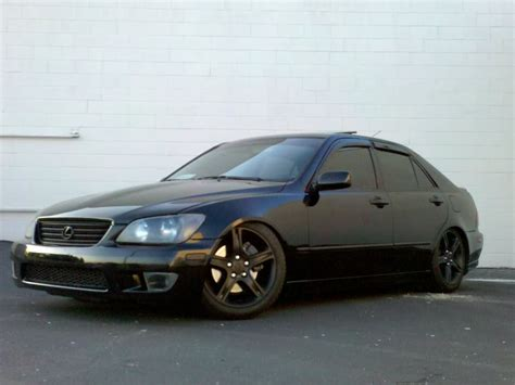 lexus altezza stock any pics of slammed is300 with stock wheels clublexus