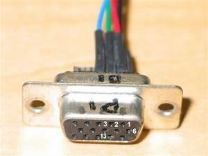 Vga 15 Pin To 8 Bnc Cable Pinout