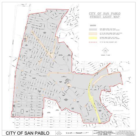 street lighting san pablo ca official website