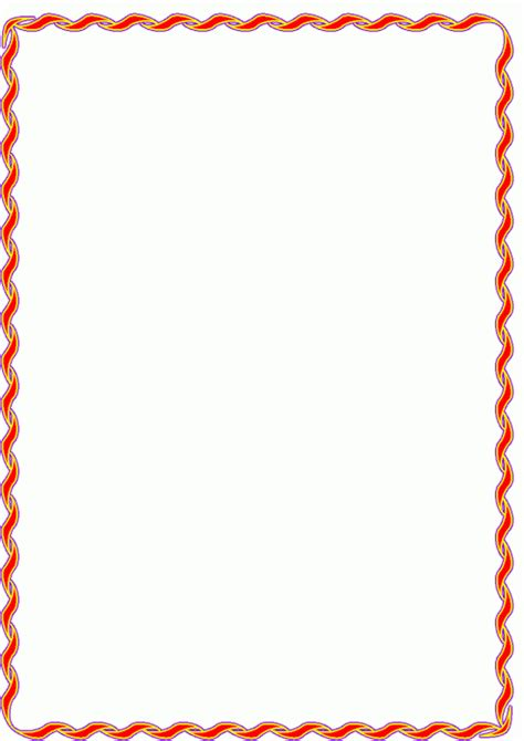 rahmen band rot ausmalbild malvorlage rahmen