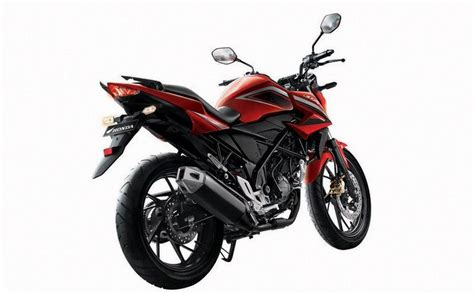 Cb150r Streetfire Image by 2016 Honda Cb150r Streetfire Launched In Indonesia