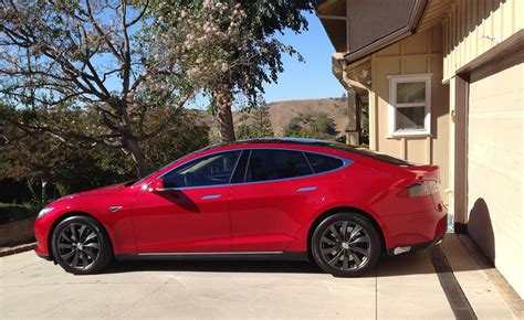 2013 Model S 85kwh (non-performance) For Sale